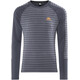 Mountain Equipment Redline LS Tee Men Cosmos Stripe